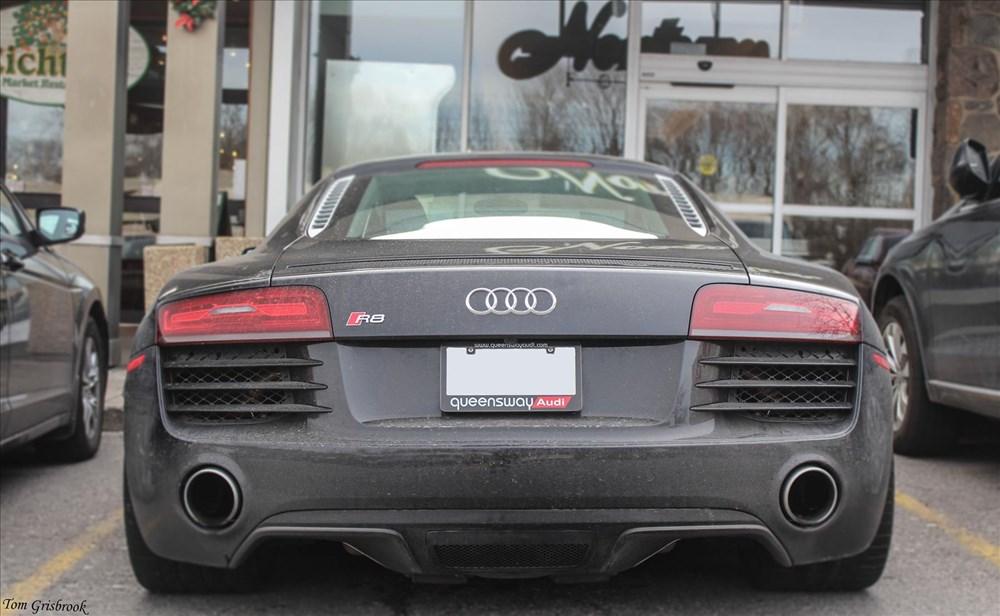 Audi R V Toronto - Audi toronto