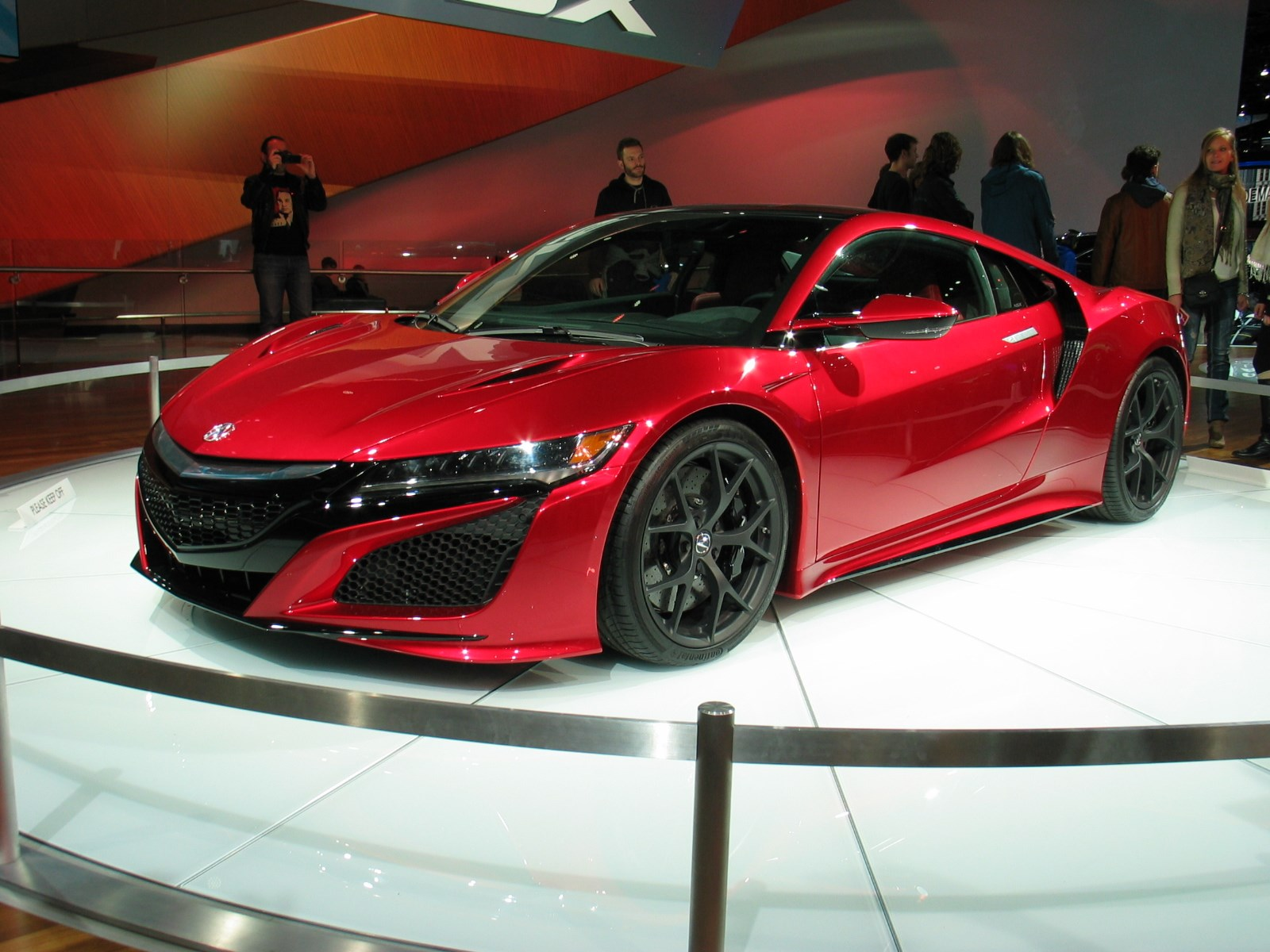 NSX is Back Finally