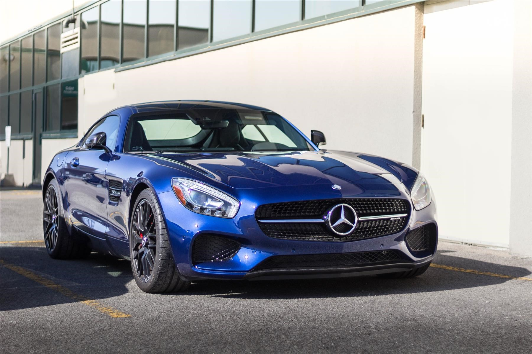 The Perfect AMG GTs