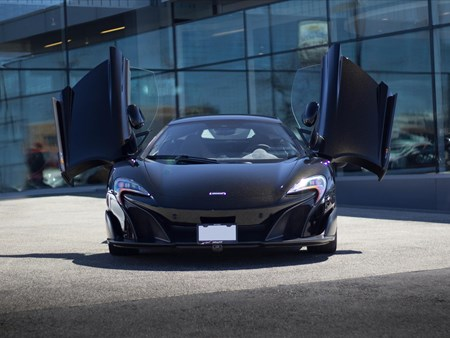 The McLaren 675LT 3587 the best road legal racecar 10