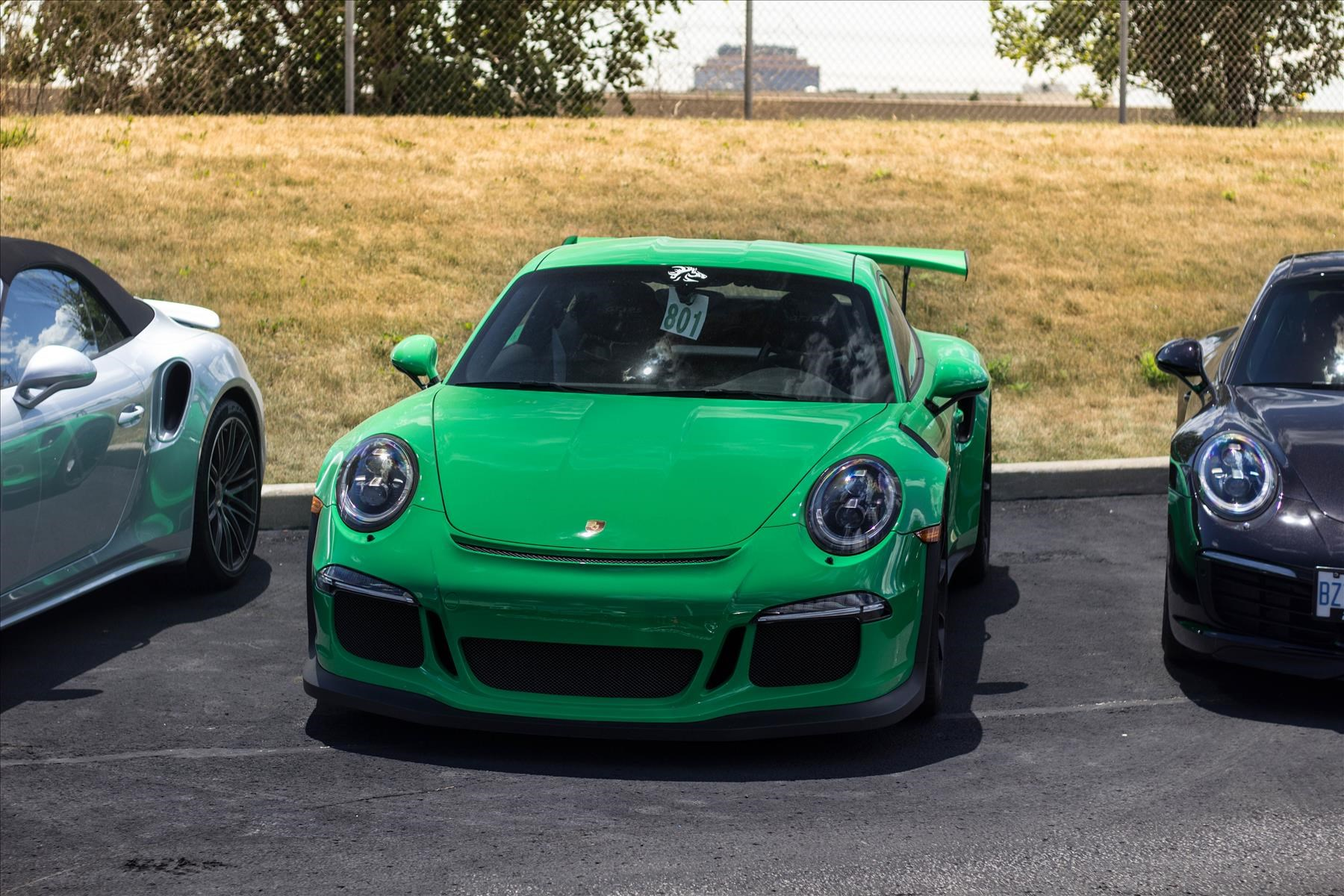 Paint To Sample Porsche 991 GT3 RS
