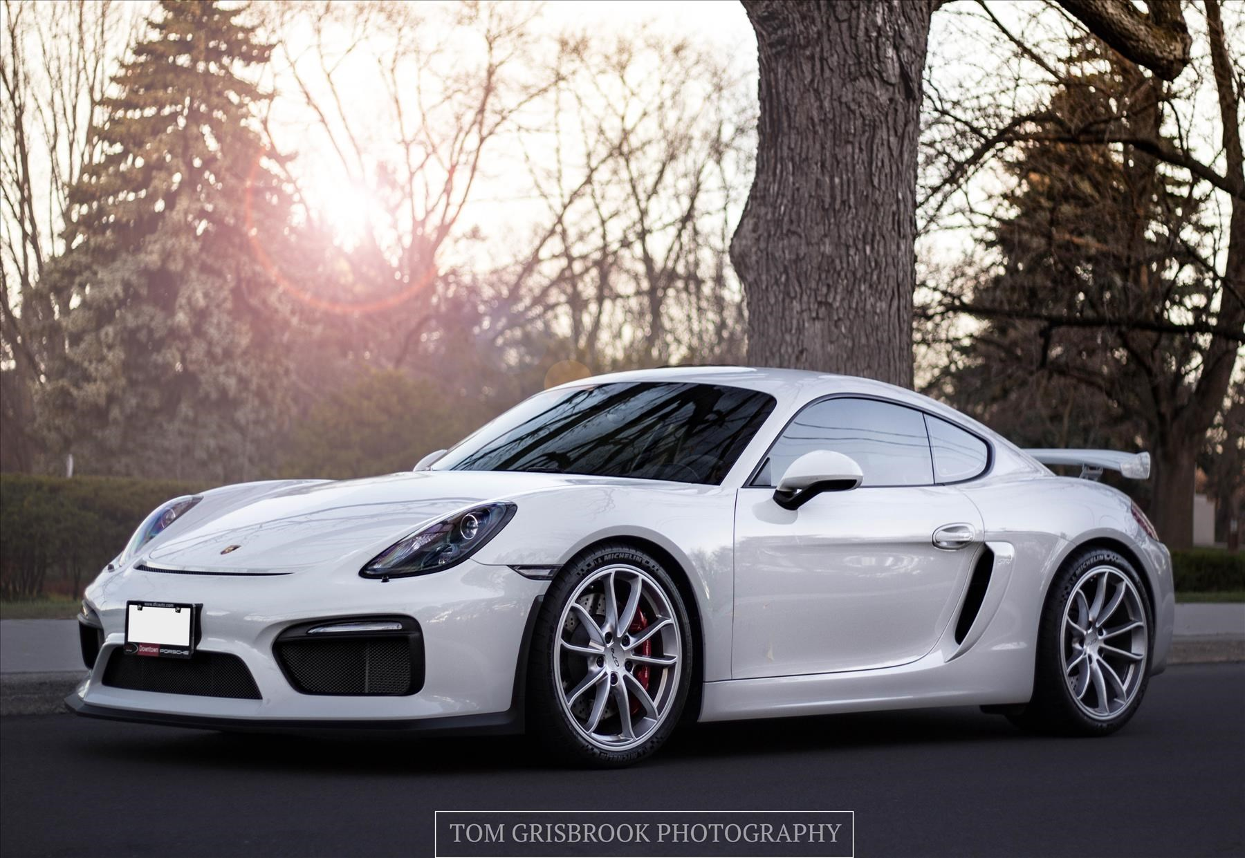 Porsche Cayman GT4 or The GT3 RS