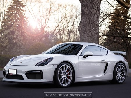 Porsche Cayman GT4 or The GT3 RS 4402 gt4 or gt3rs 1