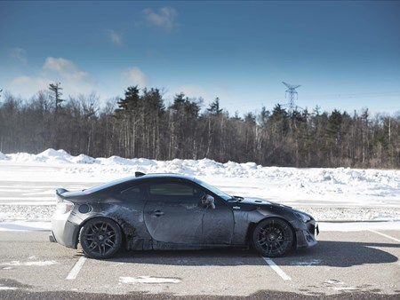 Rocket Bunny Toyota GT86, The Perfect Winter Beater? 5823 rocket bunny toyota gt86 the perfect winter beater 3