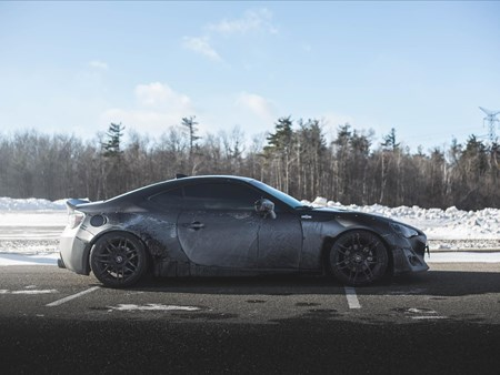 Rocket Bunny Toyota GT86, The Perfect Winter Beater? 5823 rocket bunny toyota gt86 the perfect winter beater 5