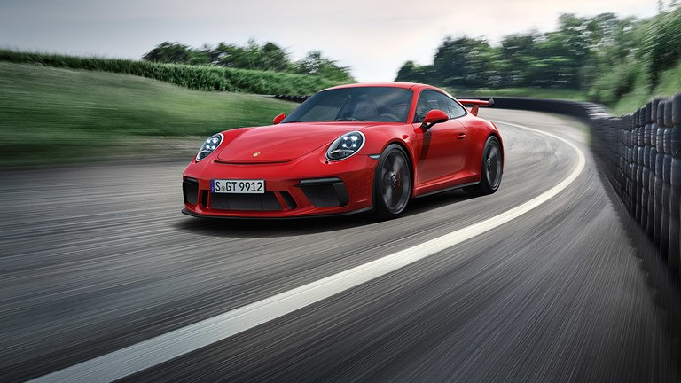 Manual or PDK what do you want The all new Porsche GT3