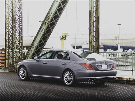 The Highly Anticipated Genesis G90 6687 the highly anticipated genesis g90 1