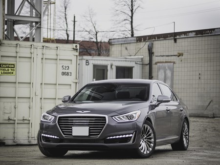 The Highly Anticipated Genesis G90 6687 the highly anticipated genesis g90 2