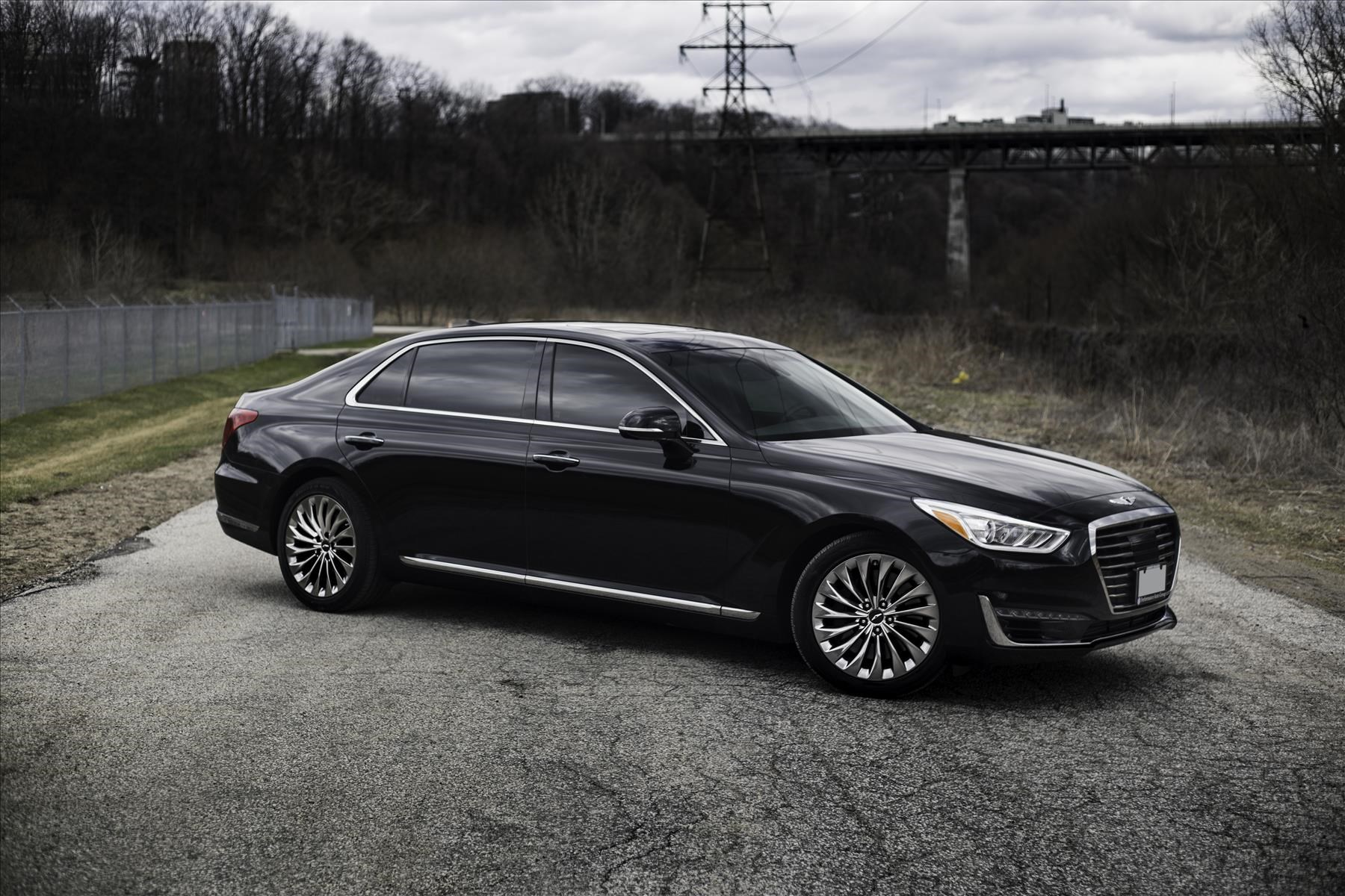 Quick Review of the New Genesis G90