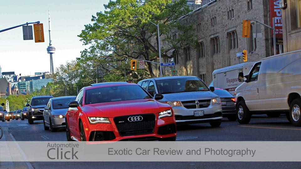 Exotic Car Review and Photography